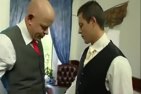 Giving Him Some blowjob And Then Licking His arse.